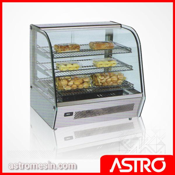 Display Warmer Penghangat Makanan SHC HRTR 120L